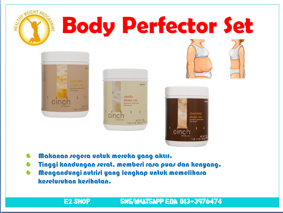 BODY PERFECTOR SET