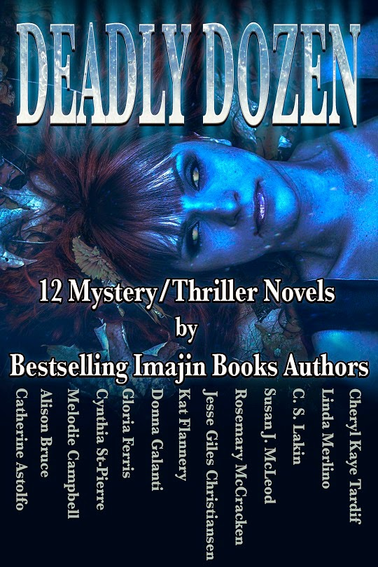 Deadly Dozen: 12 Mystery/Thriller Novels by Bestselling Imajin Books Authors