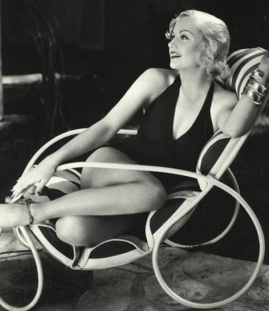 Leaked:Carole Lombard Nude