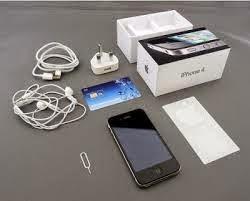 kelengkapan iphone 4