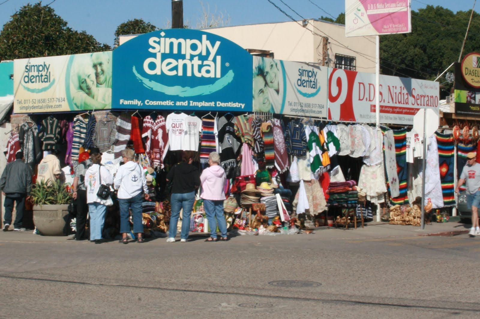 stillhowlyntravels: south of the bordera day in los algodones