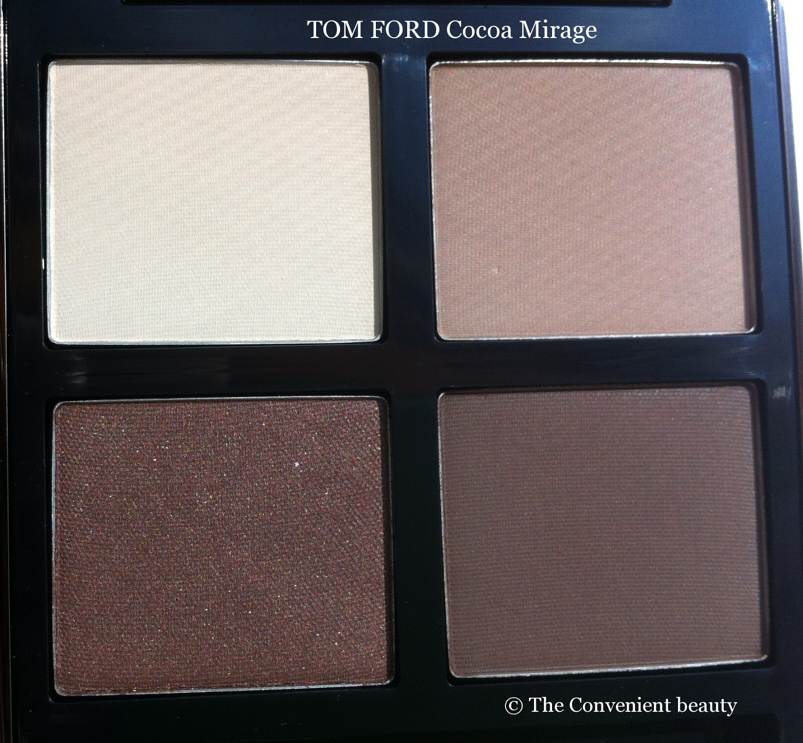 the convenient beauty review tom ford eye color quad no. Black Bedroom Furniture Sets. Home Design Ideas
