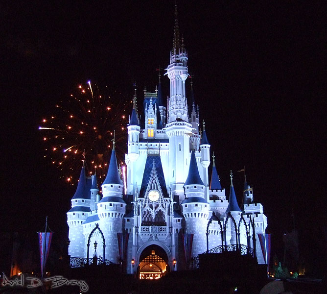 My Power Is Beyond Your Understanding Disney World Quest