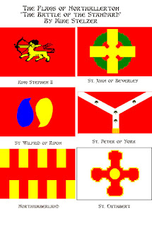 FLAGS OF NORTHALLERTON