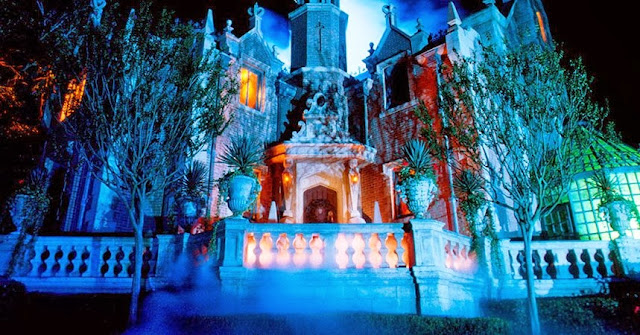 Magic Kingdom Haunted Mansion