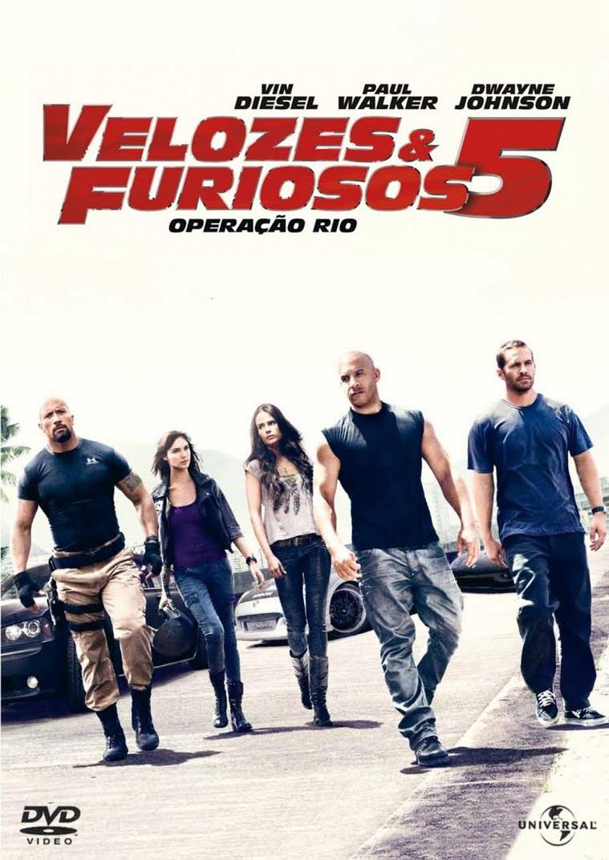 Velozes e Furiosos 5: Operação Rio – Dublado (2011)