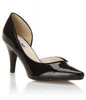 Michelle in Black Patent