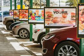 Favorite Drive Up Fast Food Joint