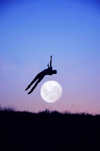 Jugando con la luna 15