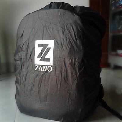 Tas Ransel Kamera + Laptop Murah dan Bagus Zano Clasy