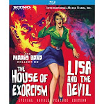 BEST OF 2012: LISA AND THE DEVIL/HOUSE OF EXORCISM Blu-ray