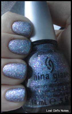 china glaze prismatic collection liquid crystal