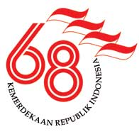 Download Logo HUT RI 68