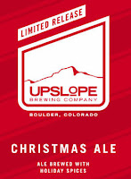 Upslope Brewing Christmas Ale