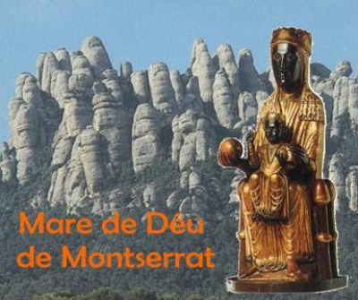 VERGE DE MONTSERRAT