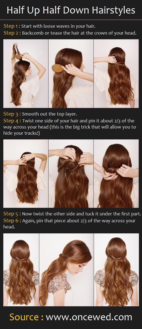 hairstyles tutorials pinterest search