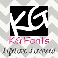KG Fonts!
