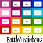 Bottled Rainbows Quiltalong