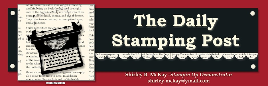 The Daily Stamping Post