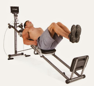 Total gym 1400 deluxe home fitness review sporting goods