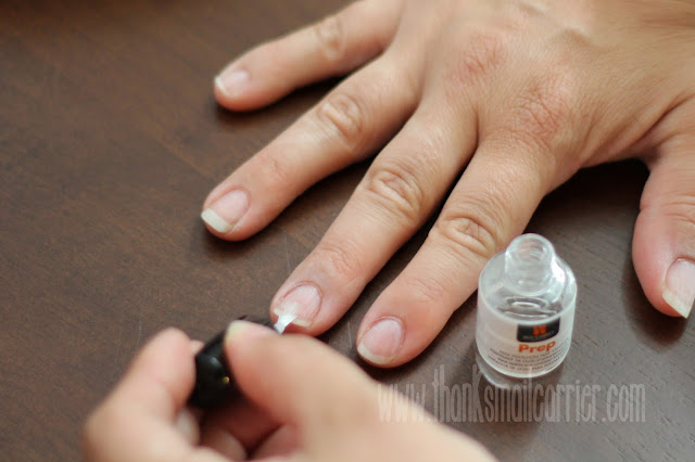 Red Carpet Manicure Pro Kit Prep