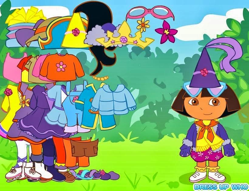 Los moldelos de Dora
