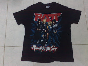 Vintage RATT &#39;89