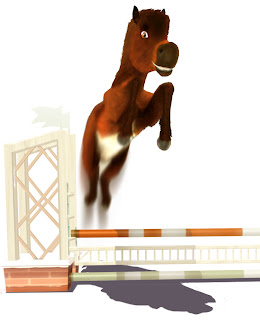 my riding stables 3d jumping for the team concept art 1 My Riding Stables 3D   Jumping for the Team (3DS)   Screenshots, Concept Art, & Press Release