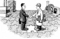 ¿Qué significa o que  el alianza estratégica?-diccionario empresarial