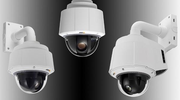 Axis-lanza-cámaras-acero-inoxidable-2014