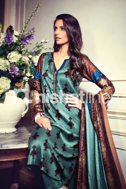 Gulkari Collection by Nishat Linen
