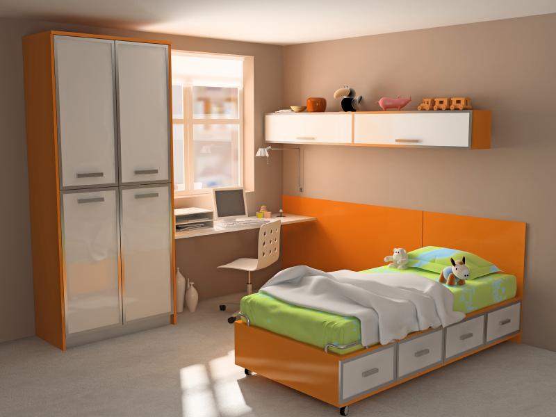 Idea y dise o de habitaciones para ni os decoracion endotcom - Diseno habitaciones infantiles ...