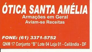 Ótica Santa Amélia