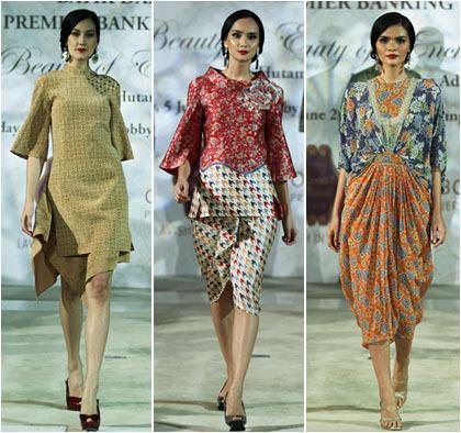 Inspirasi 35 Model Baju Batik Brand Terkenal 2016  gebeetcom