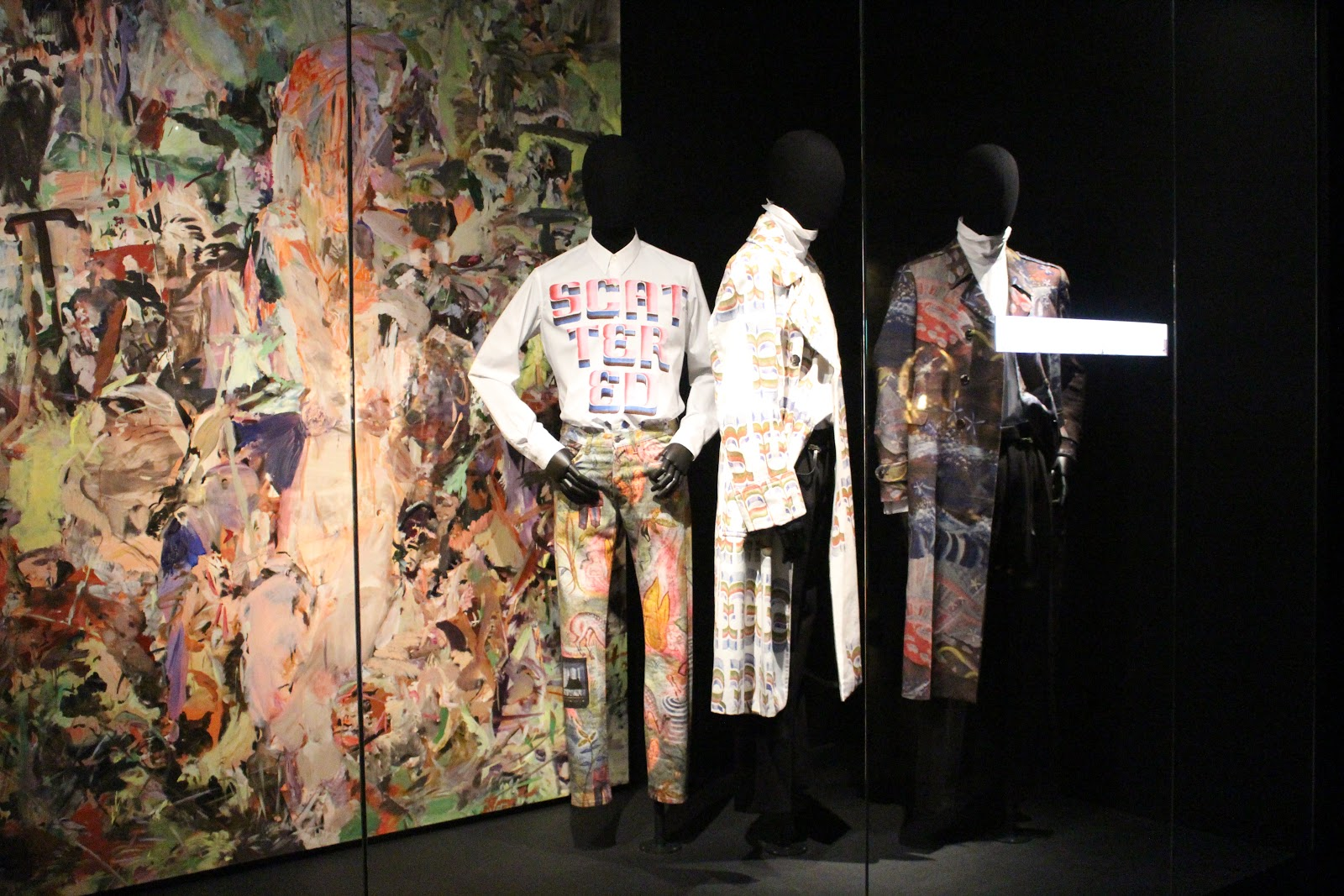 Dries Van Noten Inspirations MoMu Marble Men