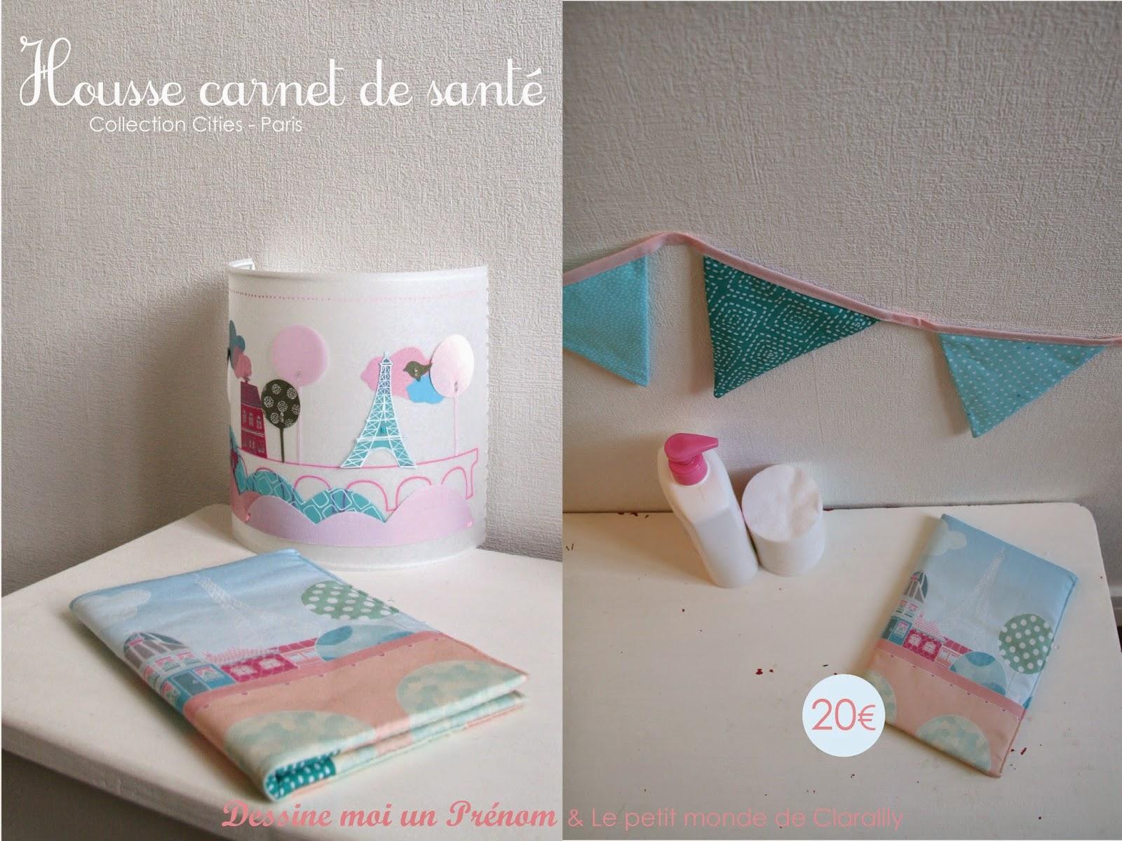 http://www.alittlemarket.com/puericulture/fr_housse_pour_carnet_de_sante_turquoise_collection_cities_paris_-12067229.html