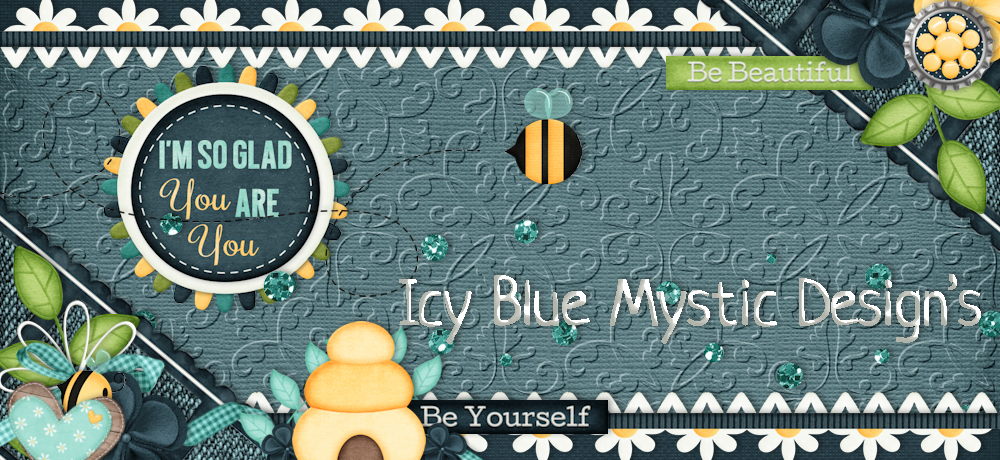 ♥Icy Blue mystic Design's♥