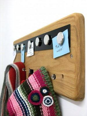 Cool Wall Hooks and Creative Coat Racks (15) 5