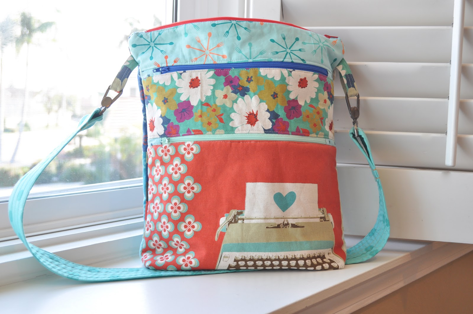 Cross Body Bag Pattern New Inspiration