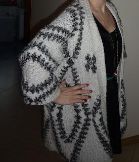 aztecki sweter