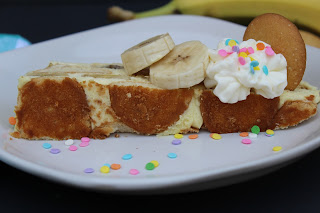 banana, pudding, heavy whipping cream, Icebox Cake
