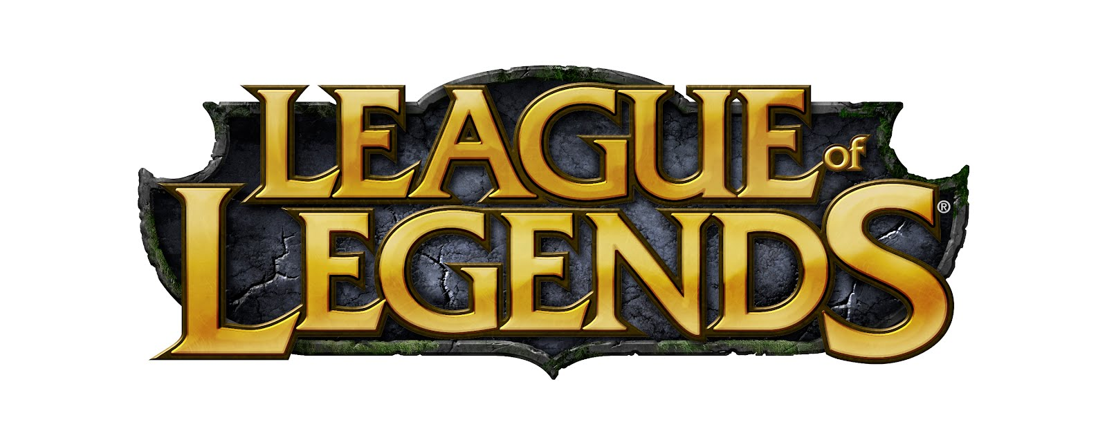Lol Logo Wallpaper League of Legends Logo