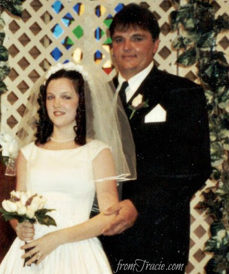 Tracie and Thomas Wedding Picture
