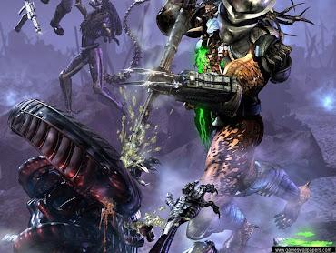 #12 Aliens vs Predator Wallpaper