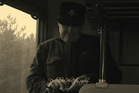 "Mr. konduktér v ""akci"""
