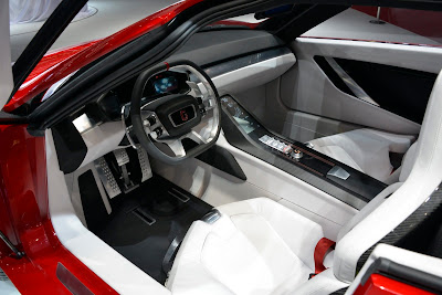 ItalDesign Parcour Coupe Roadster