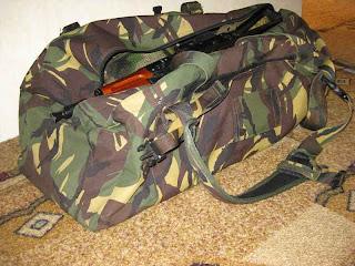 Еще одна сумка - десантная сумка