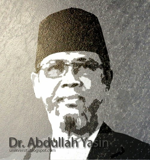 Dr Abdullah Yasin