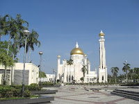 brunei soas mosque