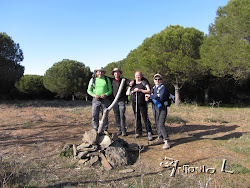 Los Bonales (Máx. cota Huelva)